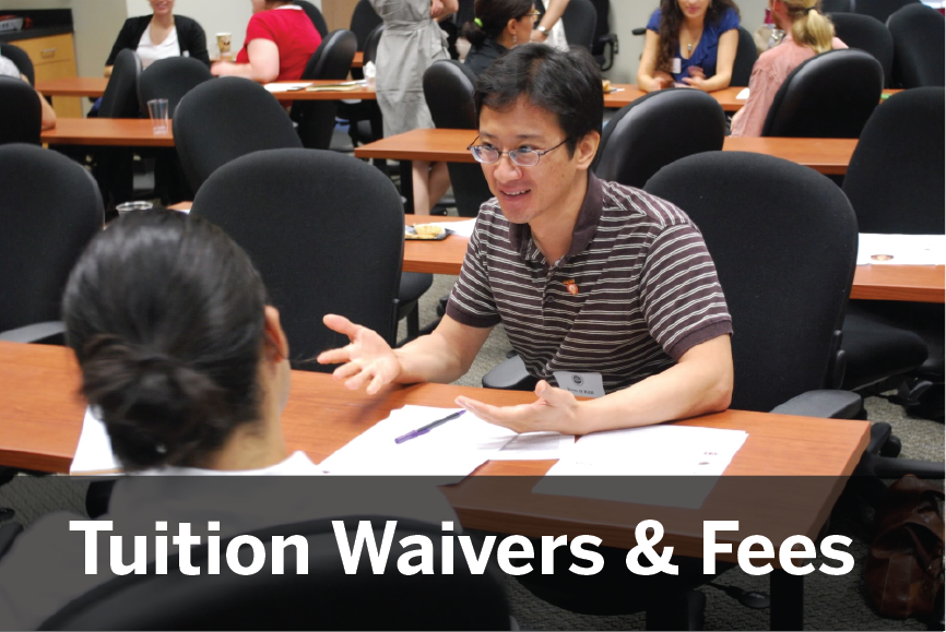 Tuition Waivers and Fees
