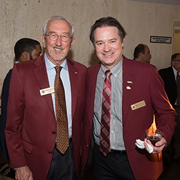 Seminole Evening Reception