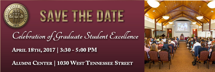2017 Celebration of Graduate Student Excellence