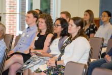 Spring 2019 Celebration of Graduate Student Excellence
